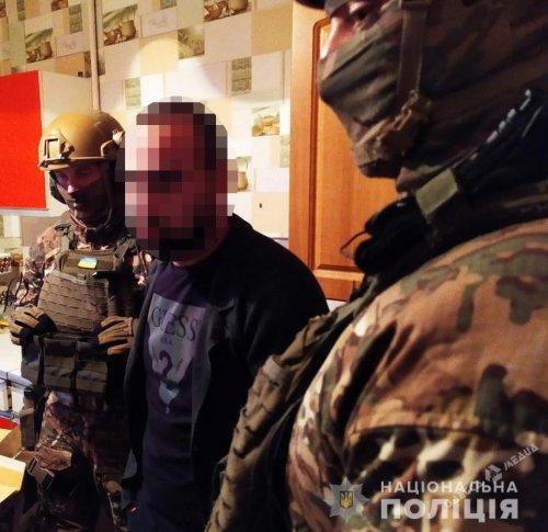 В Одессе пресекли деятельность опасной преступной группировки