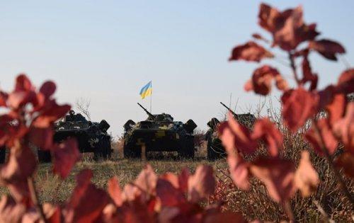 На Донбассе за сутки 21 обстрел, ВСУ без потерь