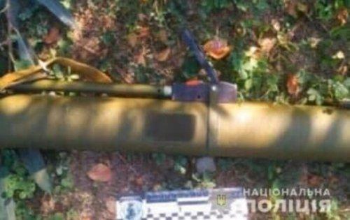 На Закарпатье задержали мужчину за обстрел магазина из гранатомета