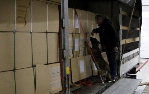 На Закарпатье изъяли почти 400 кг героина