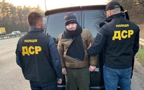 """Полиция задержала трех """"воров в законе"""" за месяц"""