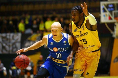 Баскетбольный уик-энд: «Одесса» и «Химик» ударно погостили в Черкассах и Киеве