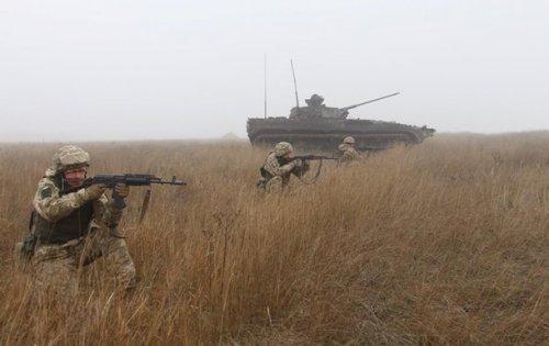 На Донбассе за день два обстрела, ВСУ без потерь