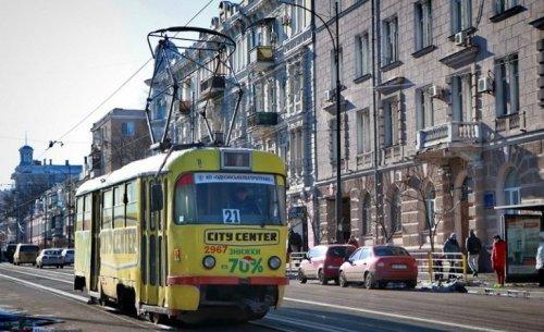 В одесском трамвае можно оплатить проезд картой или смартфоном