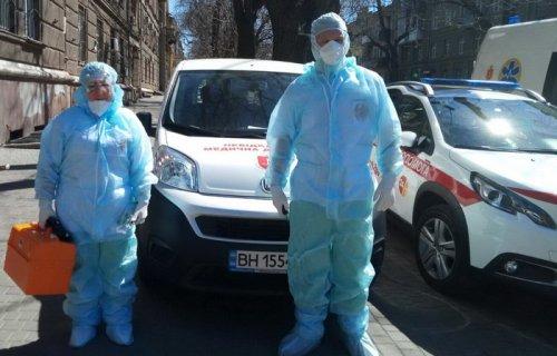Одесским медикам будут доплачивать до 10 тыс. грн в месяц за лечение больных коронавирусом