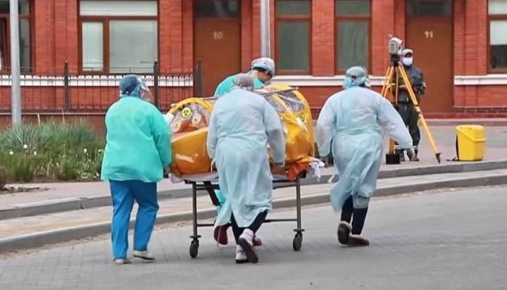 В одесской инфекционке находится рекордное число пациентов с коронавирусом