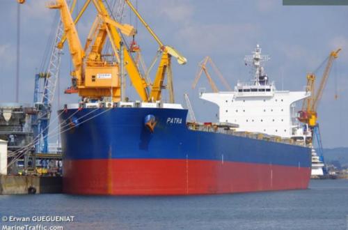 В порт «Южный» прибыло судно с моряками, зараженными коронавирусом