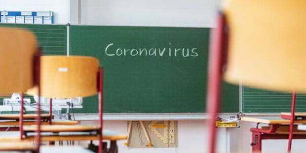 В одесских школах 37 классов ушло на самоизоляцию из-за COVID-19