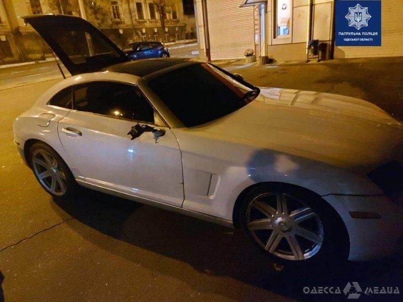 В Одессе водитель иномарки сбил 98-летнего пешехода и скрылся с места ДТП