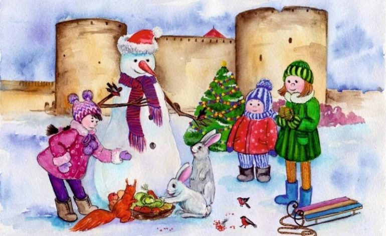 Праздников в Аккерманской крепости не будет, но в детсадах и школах детишек порадуют
