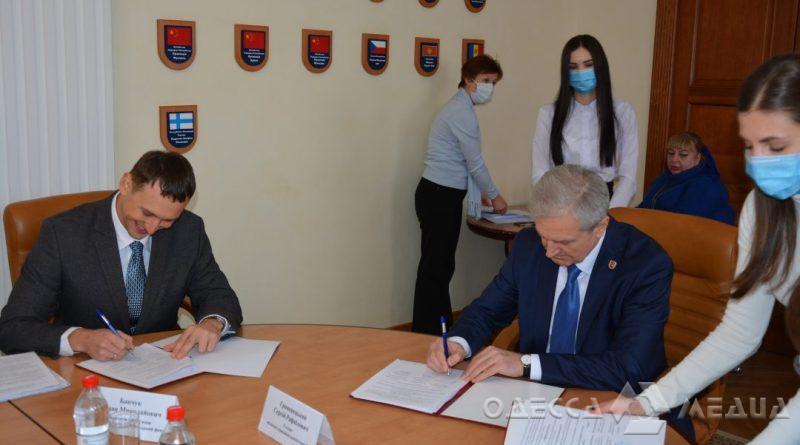 Сергей Гриневецкий подписал трехсторонний Меморандум о сотрудничестве по обеспечению продовольственной и ценовой стабильности в регионе