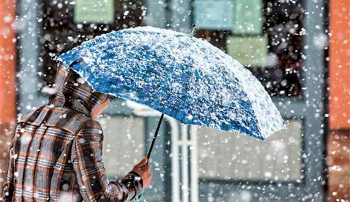 В Одессе резко похолодает, ожидается снег
