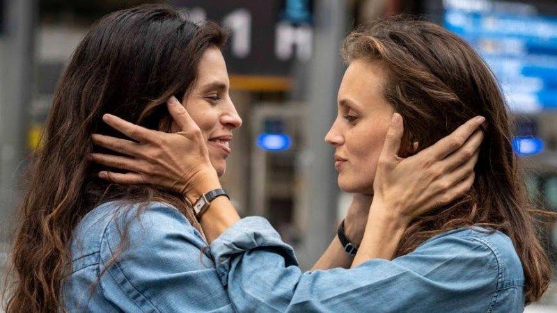 В Одессе бесплатно показывают романтическое французское кино