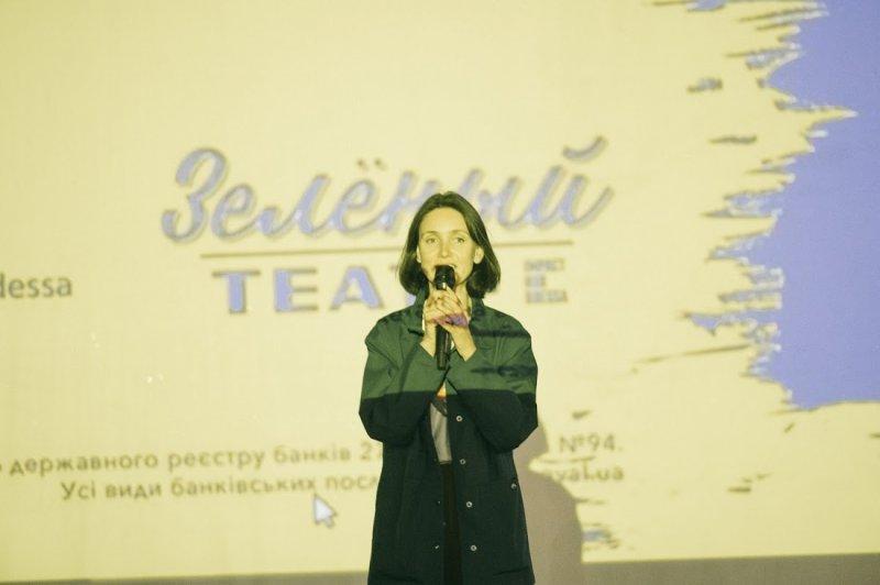 Одесситка – в отборочной комиссии Одесского международного кинофестиваля