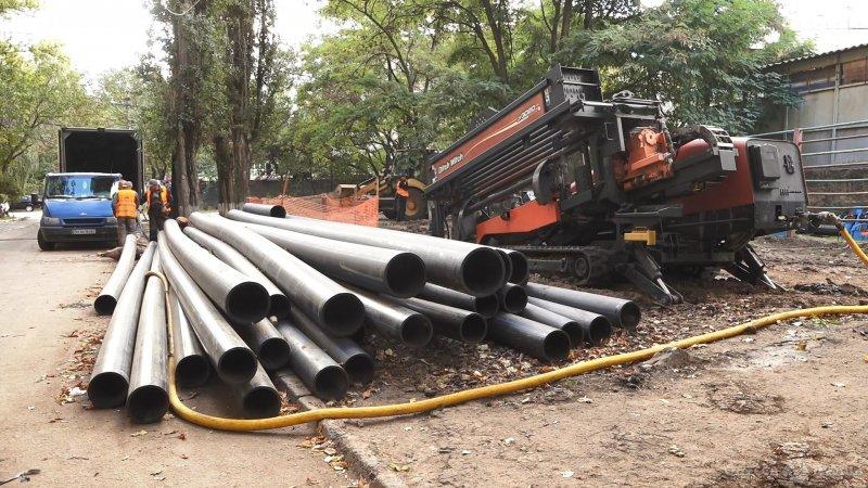 «Инфоксводоканал» в 2020 году заменил более 16 километров изношенных трубопроводов