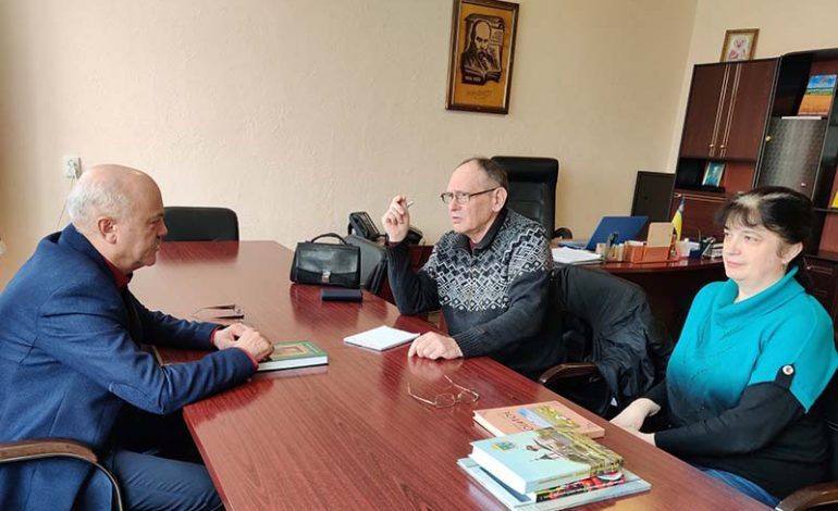 Стал известен автор будущей книги к 200-летию Болграда