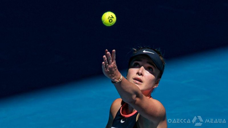 Одесситка Свитолина сохранила пятую позицию в мировом рейтинге WTA