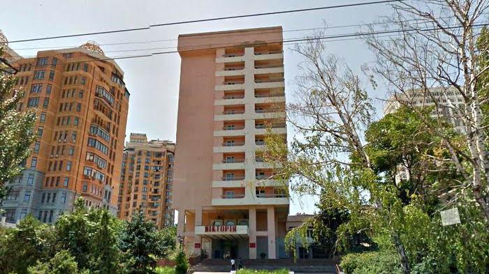 В Аркадии продают 12-этажный отель за 197 млн гривен