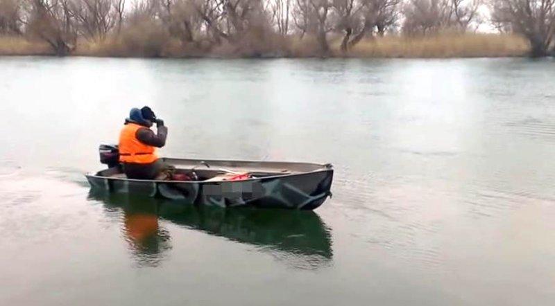 Одесский рыбак заплатит 17 тыс. гривен – рыбачил пьяным с лодки