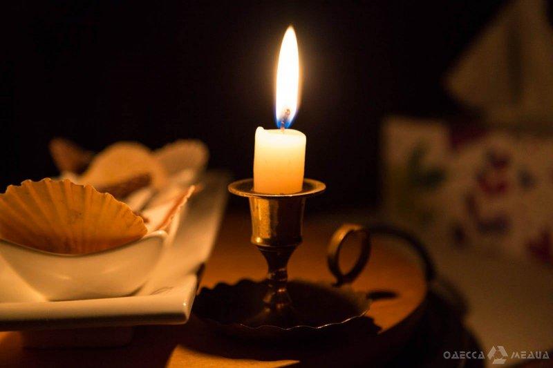 Многие жители Одессы 8 апреля проведут без электричества (адреса)