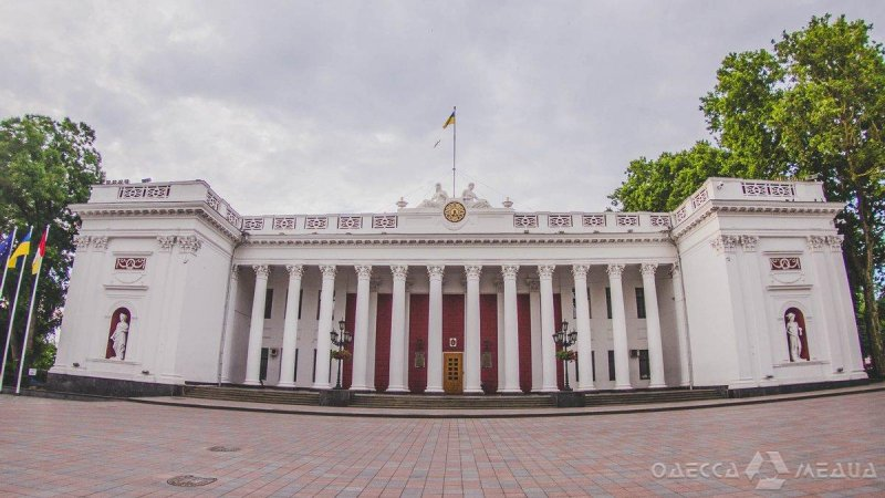 Одесская мэрия отказалась от русского языка и полностью перешла на украинский