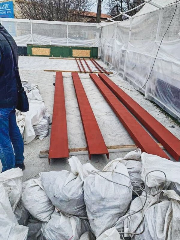 Одесские чиновники обнаружили в Аркадии незаконное строительство