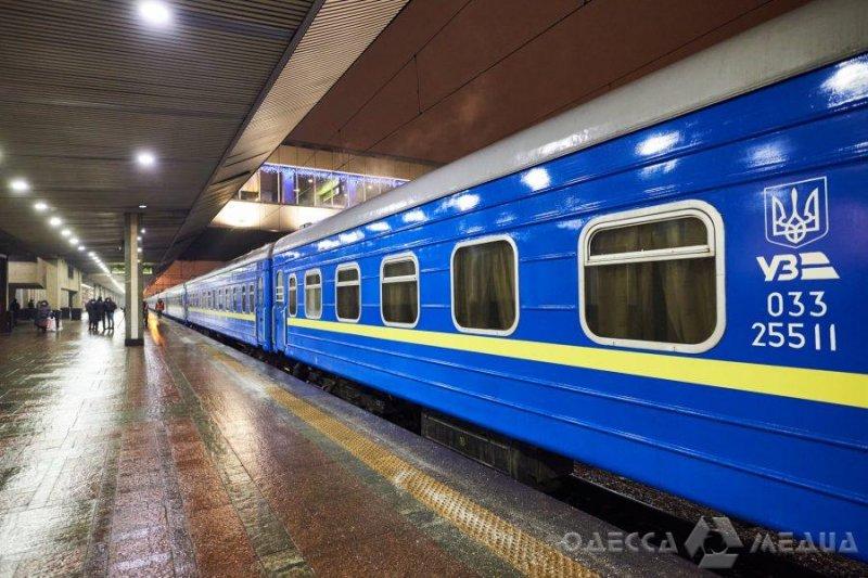 «Укрзалізниця» вернула железнодорожное сообщение между Одессой и Черновцами