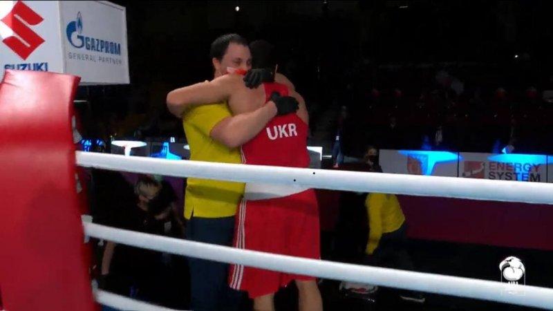 Уроженец Одесской области стал чемпионом мира по боксу (фоторепортаж)