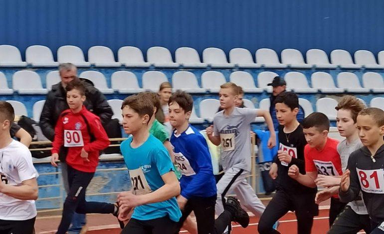 Юные легкоатлеты из Белгорода-Днестровского радуют достижениями