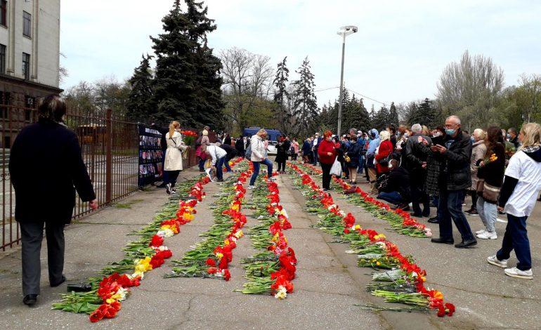 В Одессе подсчитали число пришедших отдать дань памяти на Куликовом поле
