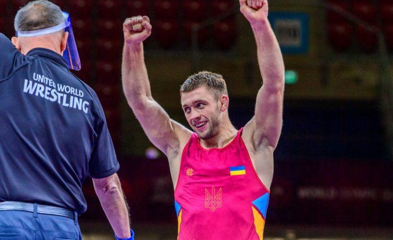 Борец из Одесской области завоевал серебро на Олимпийском квалификационном турнире