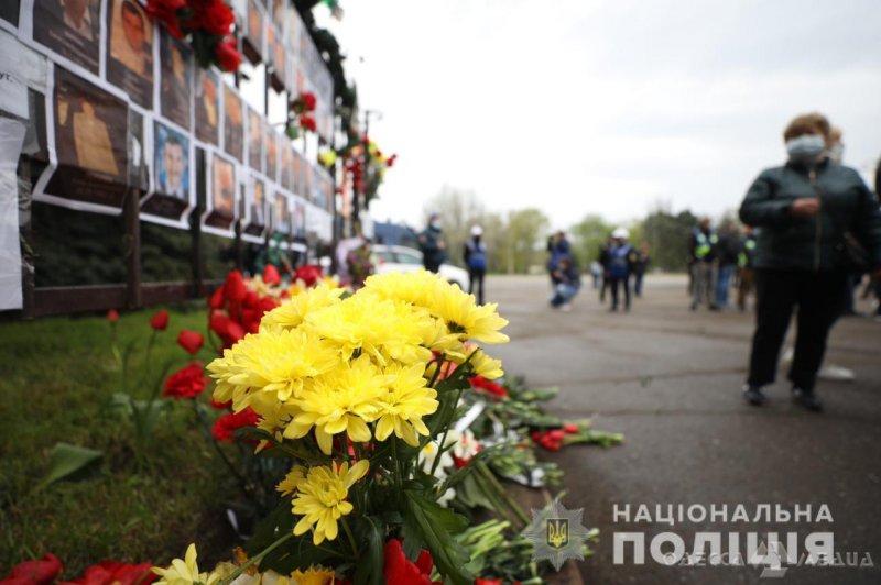 Годовщина события 2 мая в Одессе прошла спокойно – замминистра МВД