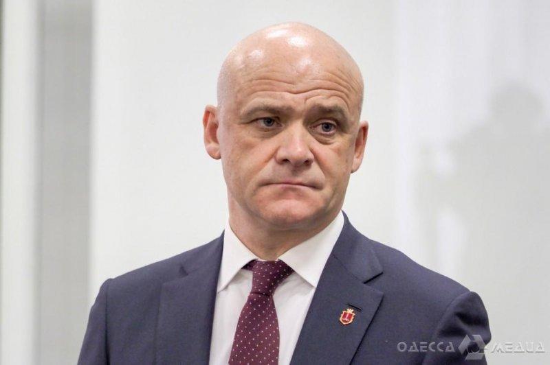 """""""Мозг поднялся дыбом"""": Труханов рассказал, будет ли менять гимн Одессы"""
