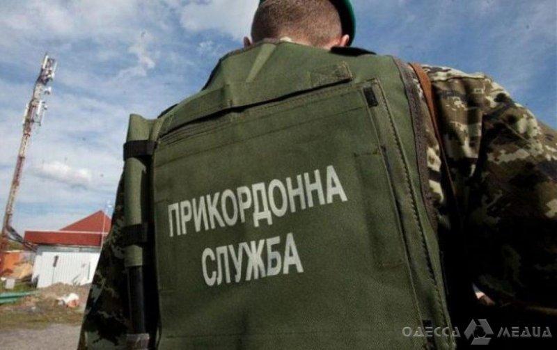 Пограничники Одесского отряда обнаружили фуру, которая числилась в базе Интерпола (фото)