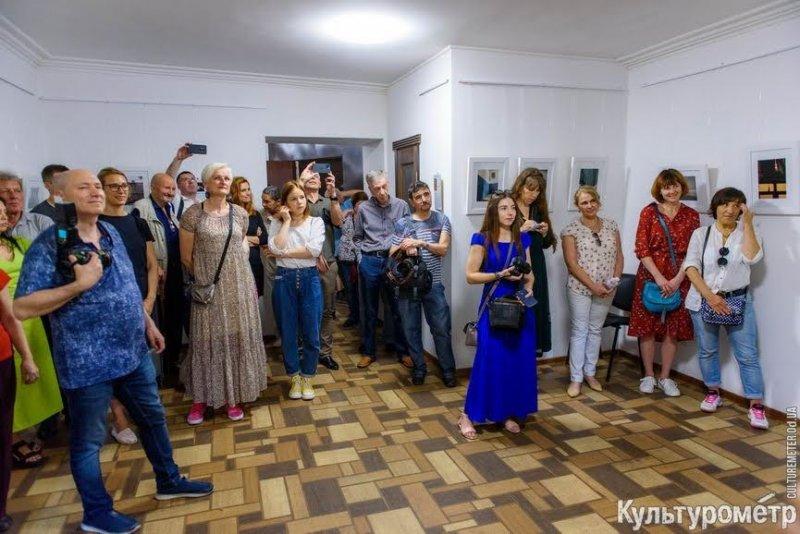 В Одессе открылась фотовыставка шести авторов