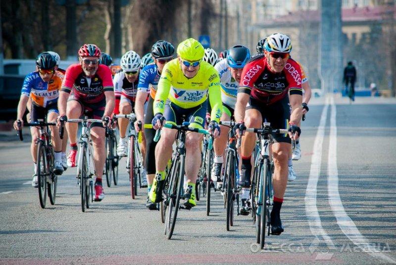 В исторической части Одессы на выходных пройдут две велосипедные гонки