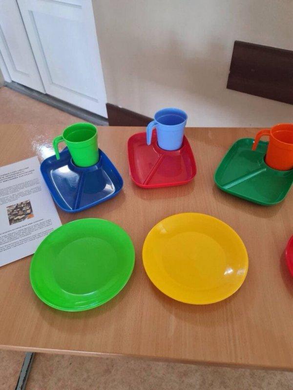 Министр образования и науки ознакомился с организацией питания в столовой Одесского учебно-воспитательного комплекса №125 (фоторепортаж)