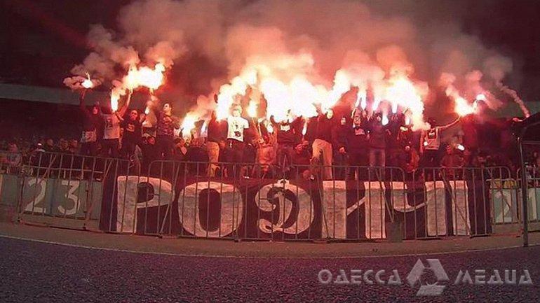 Болельщики «Черноморца» обратились к мэру Одессы