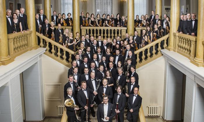 В Одессе впервые выступит Литовский Национальный симфонический оркестр