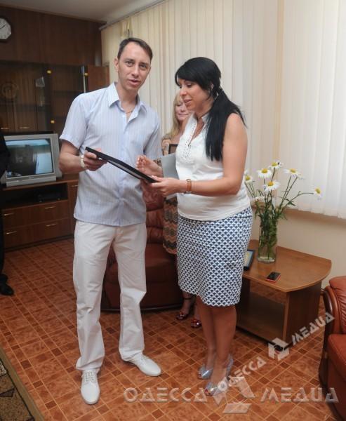 Новым начальником управления торговли стала Ирина Ястремская
