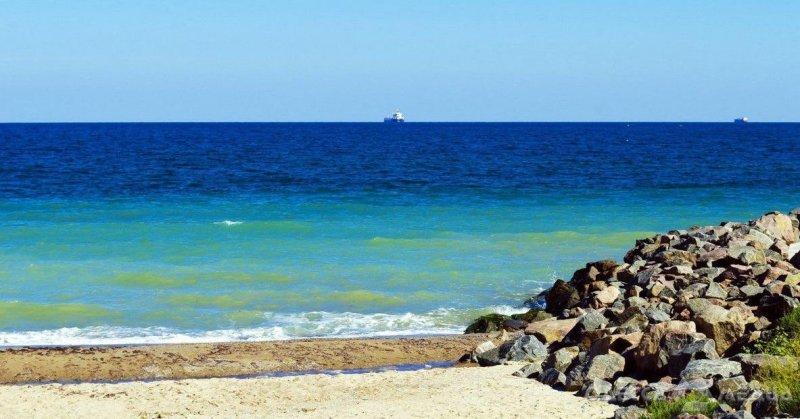 В Одессе морская вода соответствует нормам