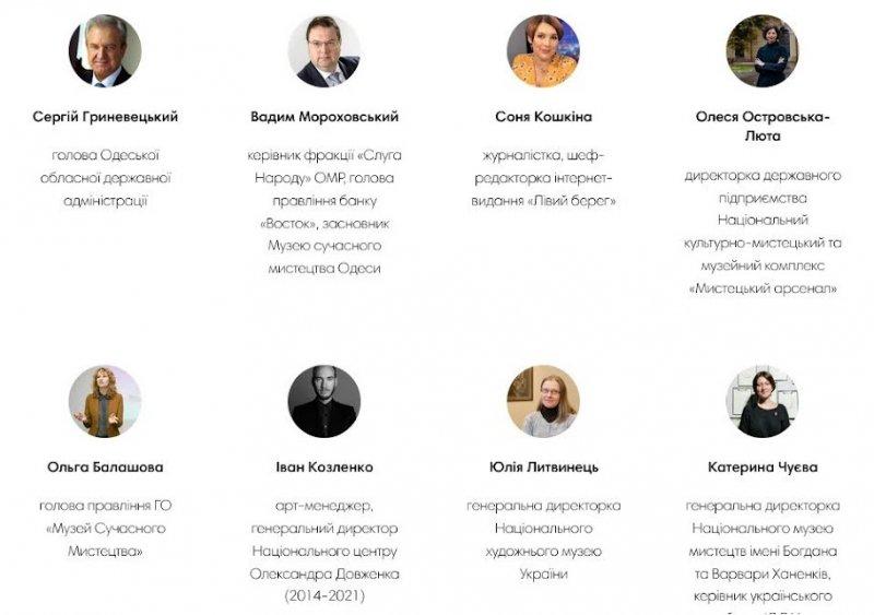 Надати Одеському художньому музею статус національного просять президента