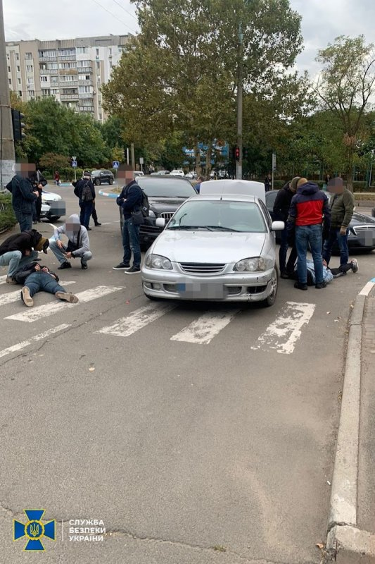 Правоохранители освободили жителя города Южного от бандитов-вымогателей