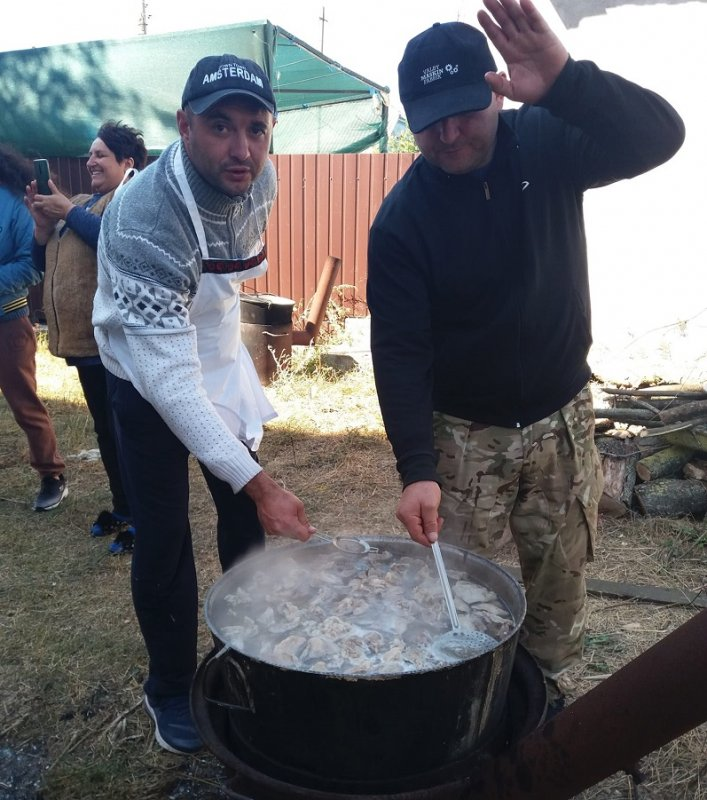 Колоритное село на юге Одесской области отметило 205-летие (фото)