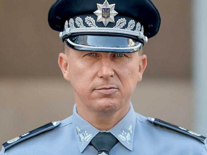 В Одессе уволили генерала полиции