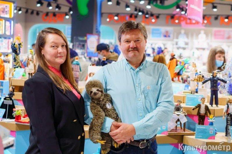 В Одессе показали Барби и Кенов в образах знаменитых украинцев (фото)